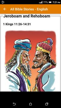 All Bible Stories in English - Full Version - Free screenshot 26