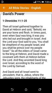 All Bible Stories in English - Full Version - Free screenshot 27