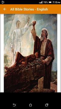 All Bible Stories in English - Full Version - Free screenshot 21