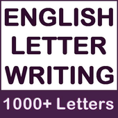 Learn English Letter Writing - With 1000+ Examples icon