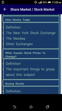 Stock & Share Market Complete Course - Get Expert screenshot 7
