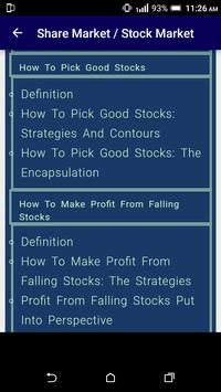 Stock & Share Market Complete Course - Get Expert screenshot 11