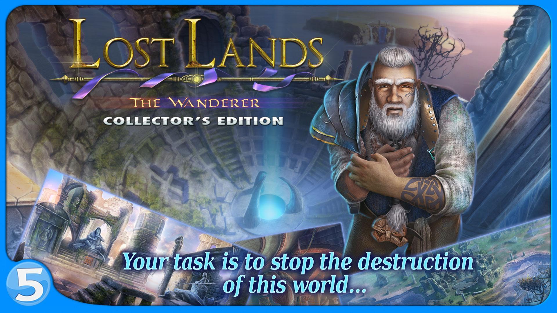 Lost Lands 4 poster