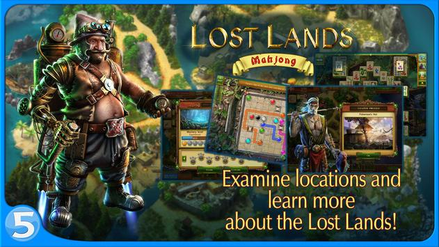 Lost Lands: Mahjong screenshot 12