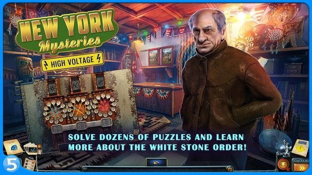 New York Mysteries 2 apk screenshot