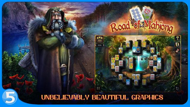 Road of mahjong screenshot 14