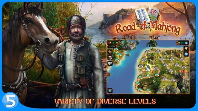 Road of mahjong screenshot 1