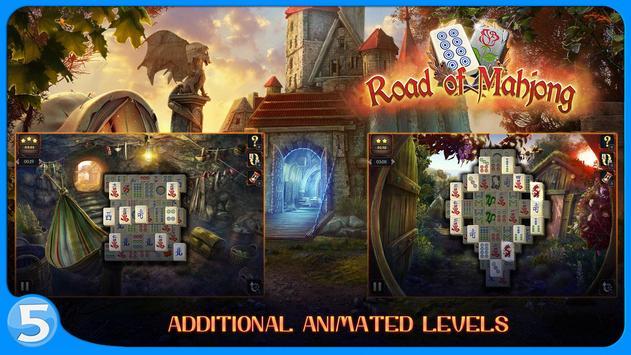 Road of mahjong screenshot 2
