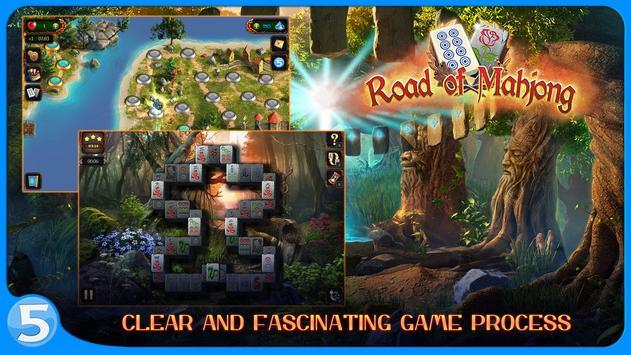 Road of mahjong screenshot 5