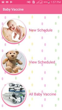 Baby Vaccine screenshot 1