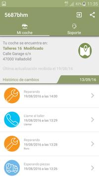 Notificauto - App cliente poster