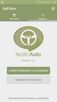 Notificauto - App cliente apk screenshot