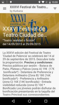 Teatro Principal Palencia screenshot 1