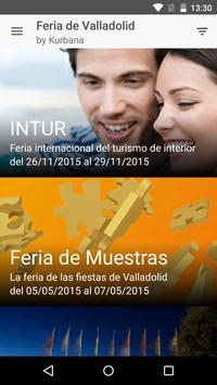 Feria de Valladolid apk screenshot