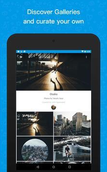500px – Discover great photos apk screenshot