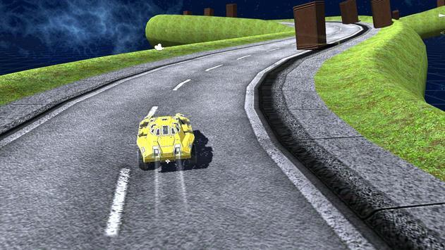 Racing Cartoon Car apk screenshot