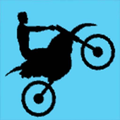 Shadow Trail Bike Racing icon