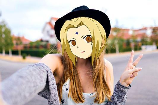 Anime face changer selfie camera & edit photo 2018 1 9
