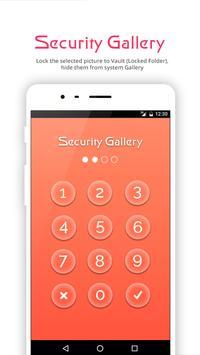 Security Gallery screenshot 1