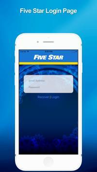 5 Star Service screenshot 2