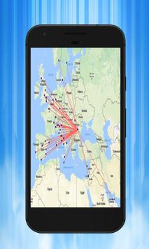 free airplane wifi apk screenshot