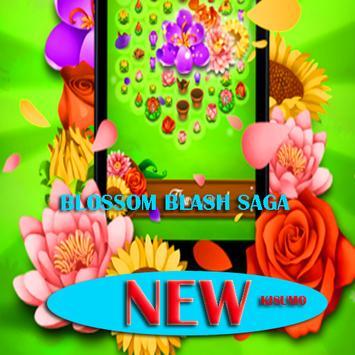 Coins Blossom BlastSaga Tips poster