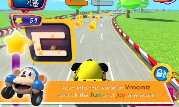 Vroomiz ABC Racing apk screenshot
