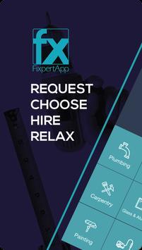 FixpertApp - Home and Car Maintenance App poster