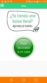 Bicicla poster