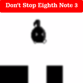 Don't! Stop Eighth Note New 3 icon