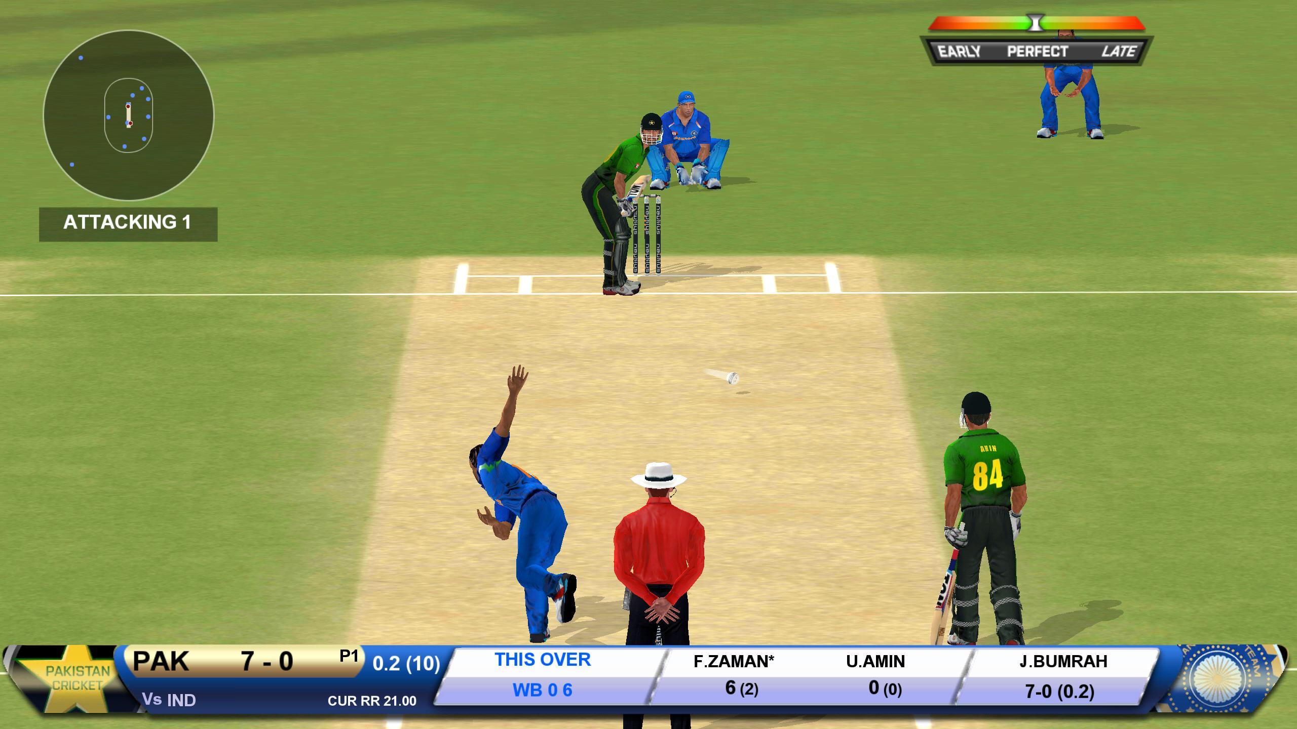 Cricket 3d game download