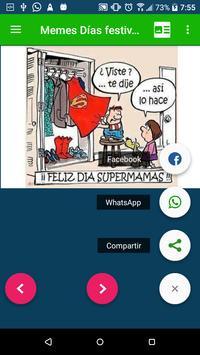 Memes: año nuevo, día de la madre, del padre screenshot 3