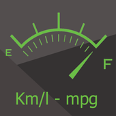 Consumption Fuel Converter icon