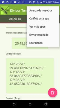 Voltage Divider screenshot 4