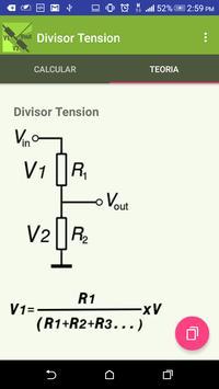 Voltage Divider screenshot 3