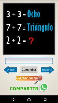 Resuelve Acertijos - adivinanzas, retos lógicos apk screenshot