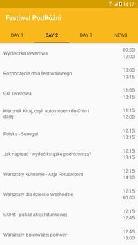 Festiwal PodRóżni screenshot 1