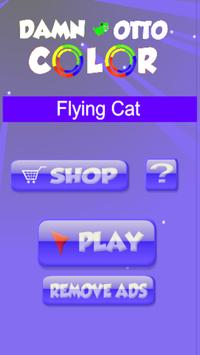 Damn Otto Color- Flying Cat screenshot 16