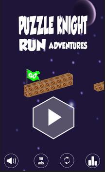 Puzzle Knight Run Adventures screenshot 5