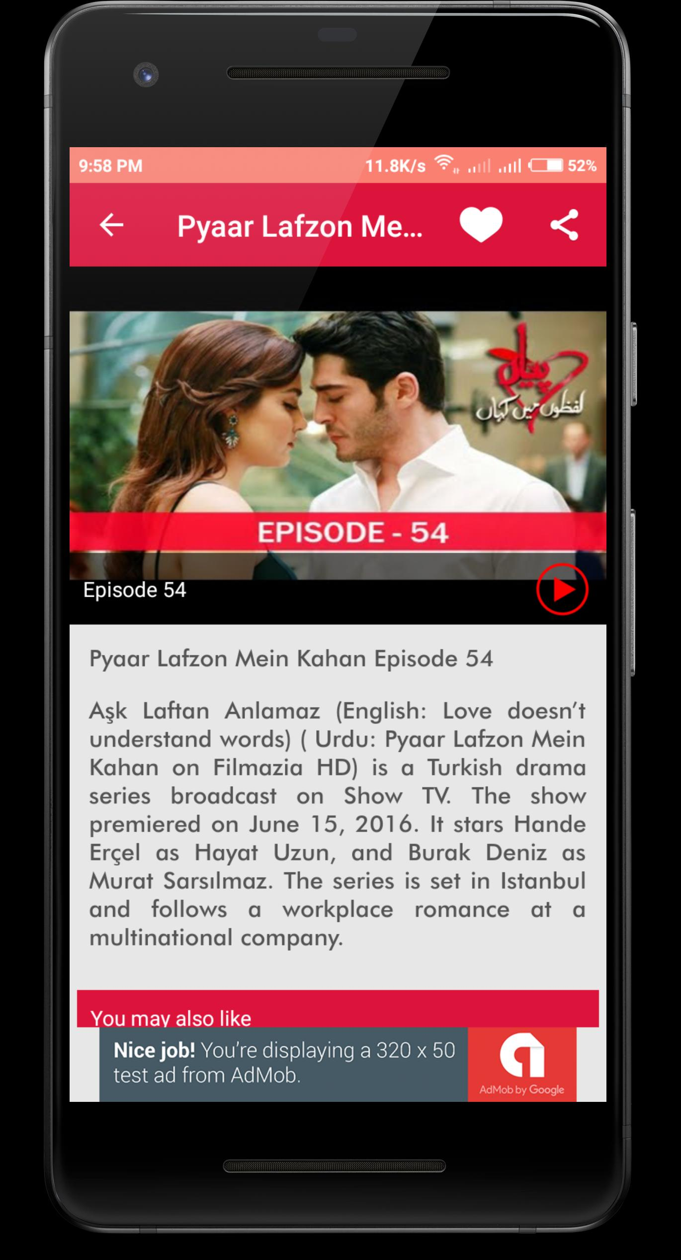Pyaar Lafzon Mein Kahan for Android - APK Download