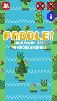 Paddle! poster