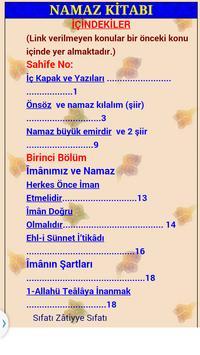 Namaz ve Abdest apk screenshot