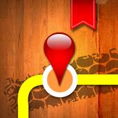 TagADot VTrack icon