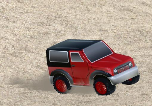 Desert Car Drifting screenshot 2