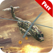 Forest Helicopter Battle icon