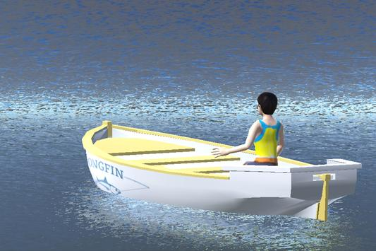 3D Boat Riding poster