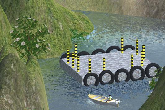 3D Boat Riding apk screenshot