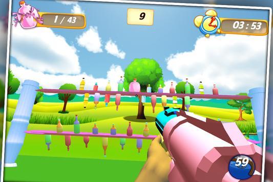 Kids Bottle Shoot screenshot 11