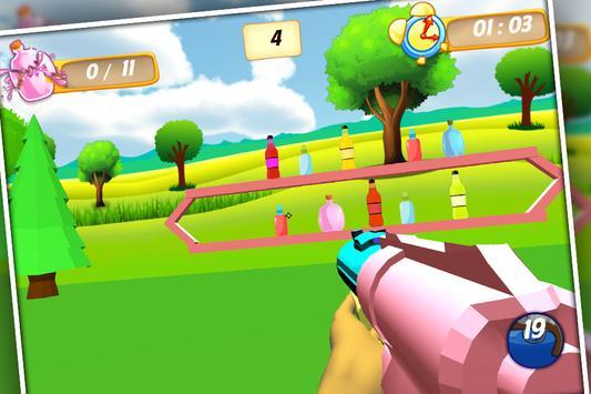 Kids Bottle Shoot screenshot 2