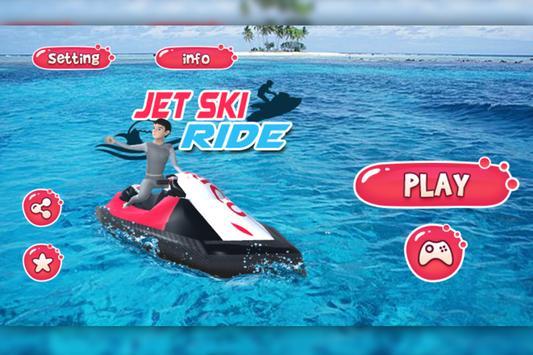 Jet Ski Ride apk screenshot